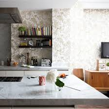 washable wallpaper for kitchen backsplash kitchen charming furniture with orange combined kitchen