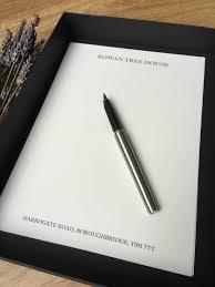 writing paper uk writing paper personalised writing paper wagtail designs personalised writing paper gift set