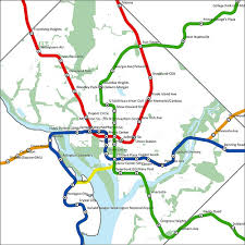 metro york map dc mythbusting metro map to scale we dc