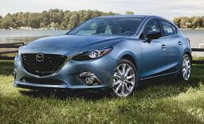 mazda 3 hatchback 2015 mazda 3 2 5l manual hatch tested review car and driver
