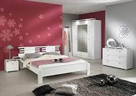 Gautier Gami Orys Bedroom Furniture Set In White Free Assembly - Gautier bedroom furniture