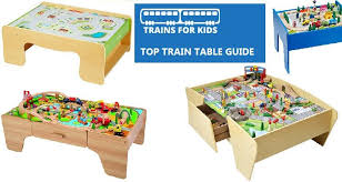 Best Activity Table For Babies by What U0027s The Best Train Table To Get Your Railway Loving Child