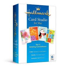 hallmark card studio for mac version