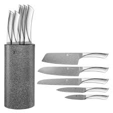kitchen ex kitchen knife set by raffaele lannello with black