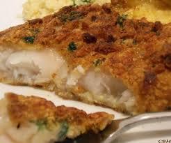cuisiner poisson blanc dans la cuisine de blanc manger filets de poisson en croûte citronnée