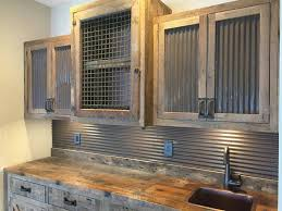 Metal Roofing Backsplash Koukuujinjanet - Corrugated metal backsplash
