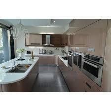 Kitchen Cabinet Distributor Arc Shape Design High Technical Kitchen Cabinet Distributor