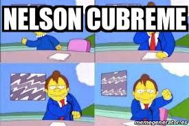 Meme Nelson - meme personalizado nelson cubreme 16595447