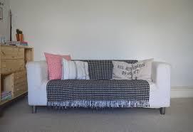 ikea klippan sofa 3 steps to update an old sofa sprunting a uk lifestyle blog