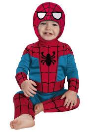Baby Spider Halloween Costume Family Fun Infant Spider Man Kutie Marvel Costume Show