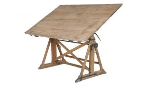 Large Drafting Table Large Vintage Drafting Table Home Decorations Making A Vintage