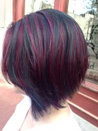 ooh i like this teal and purple hair pinterest purple hair
