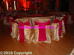 satin chair covers chagne universal pillow self tie satin chair covers