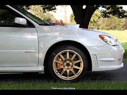 subaru factory wheels 2007 subaru impreza wrx sti