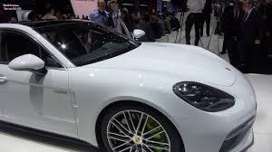 2016 porsche panamera e hybrid 4k 680 hp porsche panamera turbo s e hybrid at geneva 2016 youtube