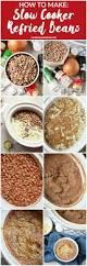 best 25 crockpot refried beans ideas on pinterest homemade