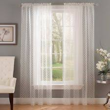 Waverly Curtain Panels Waverly Sheers Ebay