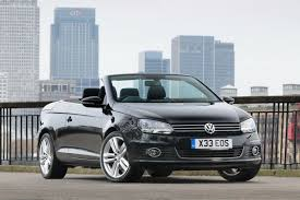 volkswagen eos 2006 car review honest john