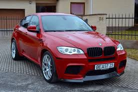 bmw x6 m e71 sac 4x4 2010 used vehicle nettiauto