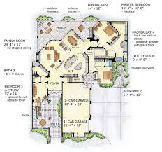 mediteranean house plans house plan 56549 at familyhomeplans