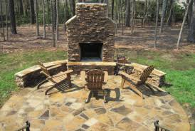 Backyard Fireplaces Ideas Outdoor Fireplaces Ideas With Modern Concept Twipik Nativefoodways