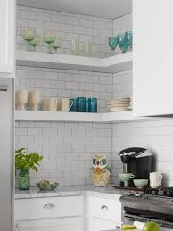 Backsplash For Kitchen With White Cabinet White Kitchen Cabinets Pictures Ideas U0026 Tips From Hgtv Hgtv