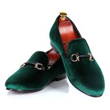 wedding shoes green mens dress shoes green velvet loafers shoes wpven buckle