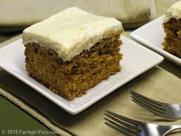 farmgirl fare recipe old fashioned pumpkin spice cake with