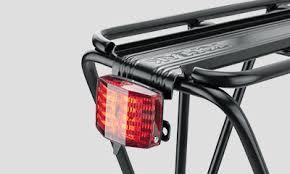 rear bike light rack mount redlite aura topeak