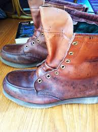 motorcycle boots that look like shoes dad smarts on shoe care refurbishing leather boots u2014 qwear
