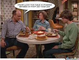 Red Forman Meme - red foreman by randomshizzle meme center