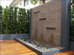 Backyard Feature Wall Ideas Backyard Feature Wall Ideas Home Design Ideas