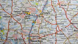 road map up five spots in to look up for read a road map day