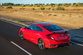 top colors 2017 2017 honda civic si first drive review automobile magazine
