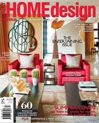 House Design Magazines Home Interior Magazines 1000 Images About Home Decor Magazine On