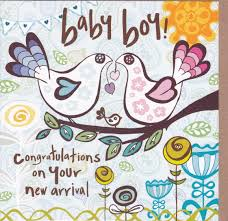 congrats on your new card congratulations on your new arrival baby boy card karenza paperie