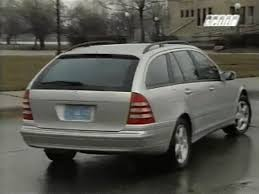 mercedes c320 wagon 2002 2002 mercedes c class wagon test drive