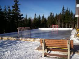 How To Make A Skating Rink In Your Backyard Diy Ice Rink Do It Your Self