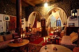 morocco kasbah du toukbal once the home of a feudal lord now