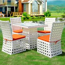 Online Get Cheap White Wicker Table Aliexpresscom Alibaba Group - Outdoor white wicker furniture