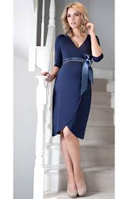 maternity dress tulip maternity dress bijou blue maternity wedding dresses