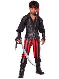 Pirate Halloween Costumes Kids Captain Barrett Costume Men Costumes Men Costumes