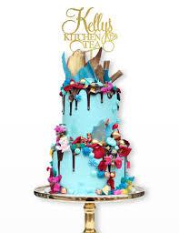 Kitchen Tea Cake Ideas Alison Caroline Designs U2014 Bridal Shower U0026 Kitchen Tea Cake Toppers