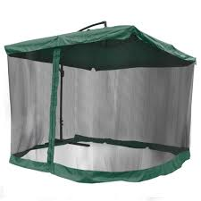 Patio Umbrella Net Walmart by 9x9 U0027 Square Aluminum Offset Umbrella Patio Outdoor Shade W Cross