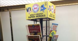 comic book cabinets for sale hey kids mini comic spinner rack coming soon from cryptozoic