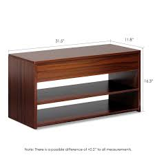 Home Decorator Blogs Amazon Com Furinno Fnaj 11046 Boyate Shoe Storage Hallway Bench