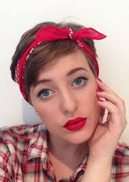 how to wear a bandana with short hair how to wear a bandana the ultimate bandana style guide youqueen