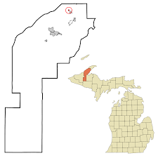 List Of Cities Villages And Townships In Michigan Wikipedia by Calumet Michigan Wikipedia