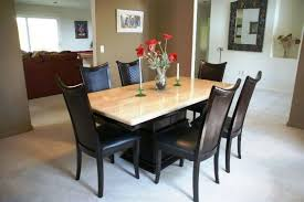 Dining Room Tables With Granite Tops Dining Room Furniture Custom - Granite dining room tables and chairs