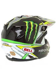 motocross helmet visor bell black monster energy 2016 moto 9 flex pro circuit mx helmet